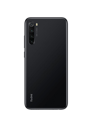 Xiaomi Redmi Note 8 32 GB Siyah Cep Telefonu (Türkiye Garantili) Siyah